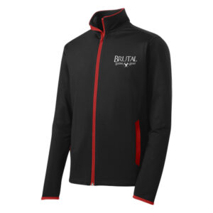 Brutal Full Zip Sport Jacket