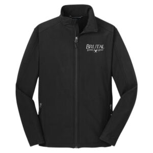 Brutal Logo Soft Shell Jacket