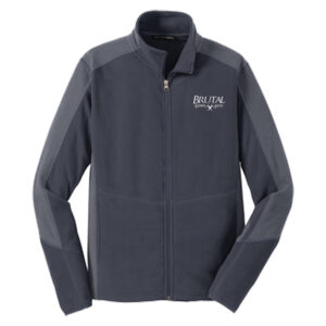 Brutal Logo Fleece Jacket