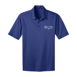Brutal Logo Silk Touch Polo